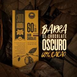 Chocolate Santo Aroma 60% x50g