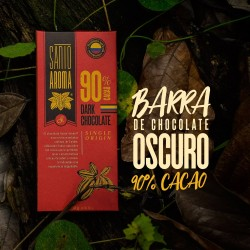 Chocolate Santo Aroma 90% x50g